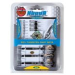 Nodor 3-pk. 85% Tungsten Steel Dart Set