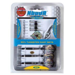 Nodor 3-pk. 85% Tungsten Steel Dart Set