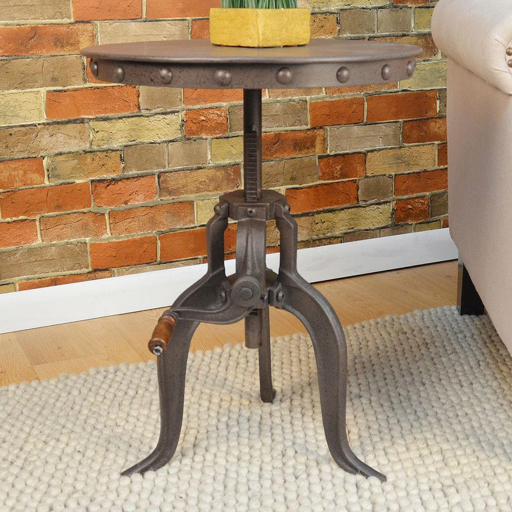Tanvi Adjustable Accent Table