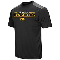 Men's Campus Heritage Iowa Hawkeyes Rival Heathered Tee