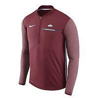 Men's Nike Arkansas Razorbacks Coach Pullover