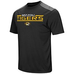Men's Campus Heritage Missouri Tigers Rival Heathered Tee