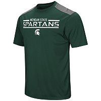 Men's Campus Heritage Michigan State Spartans Rival Heathered Tee