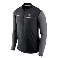 Men's Nike Colorado Buffaloes Coach Pullover
