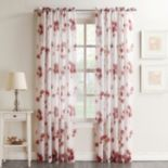 No918 Kiki Sheer Window Curtain