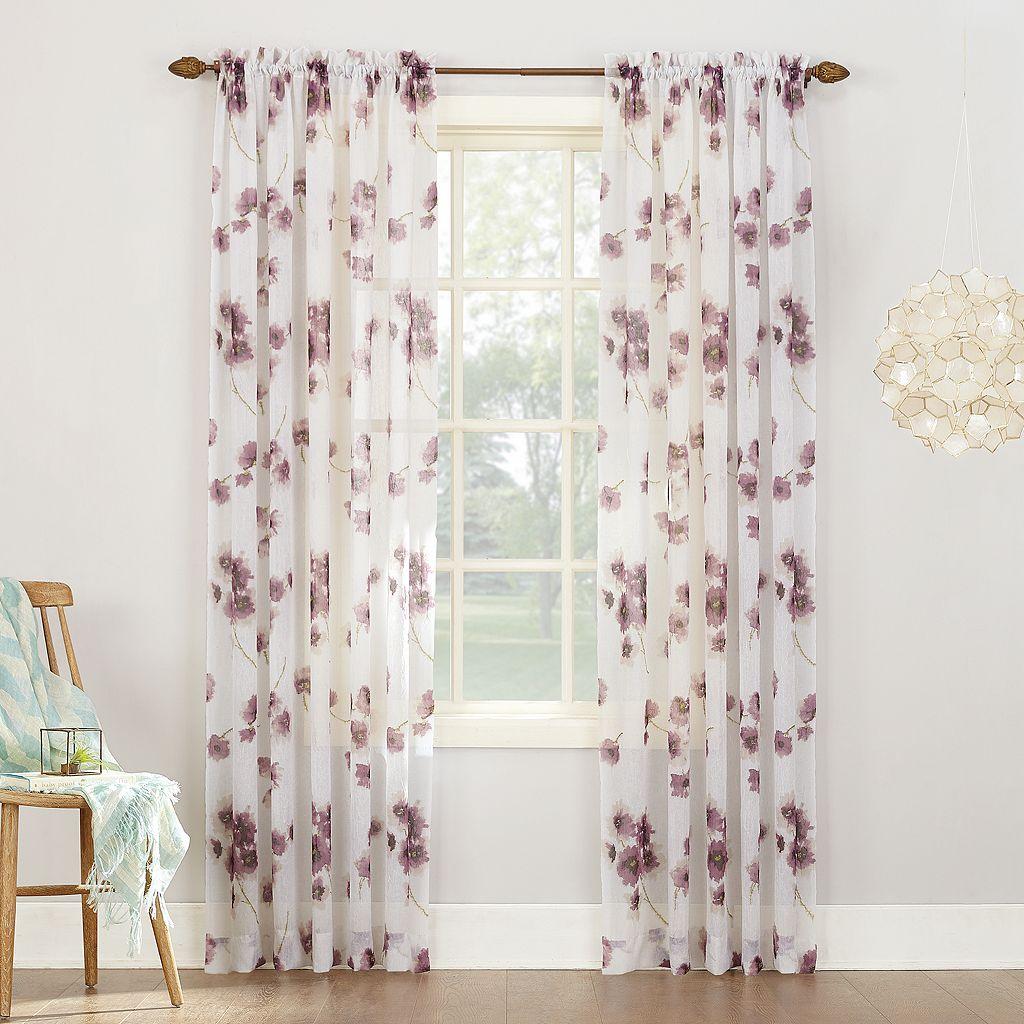 No918 Kiki Sheer Window Curtain
