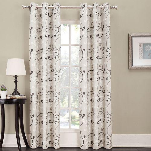 No918 Summit Window Curtain