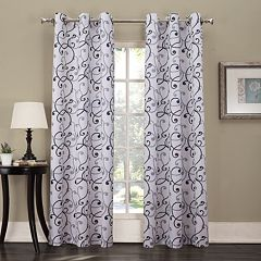 No918 Summit Window Curtain