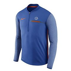 Men's Nike Boise State Broncos Coach Pullover