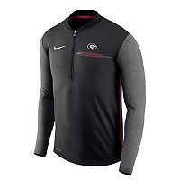 Men's Nike Georgia Bulldogs Coach Pullover