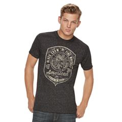 Men's Rock & Republic Black Crow Tee