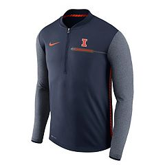 Men's Nike Illinois Fighting Illini Coach Pullover