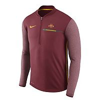 Men's Nike Iowa State Cyclones Coach Pullover