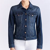 Women's Rock & Republic® Faded Denim Jacket
