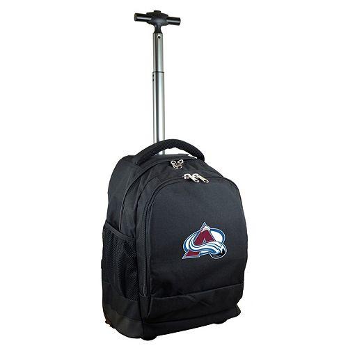 Colorado Avalanche Premium Wheeled Backpack