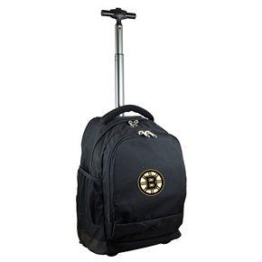 Boston Bruins Premium Wheeled Backpack