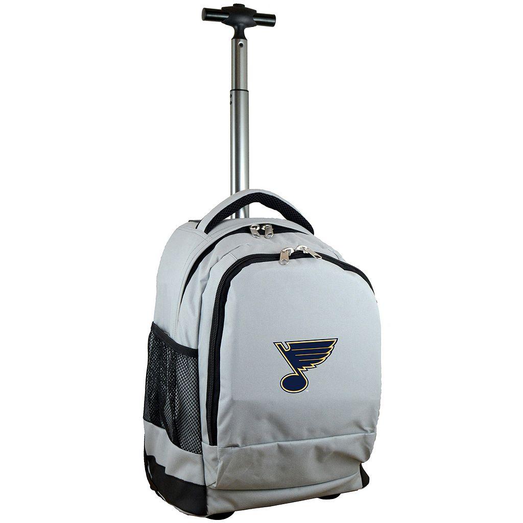 St. Louis Blues Premium Wheeled Backpack