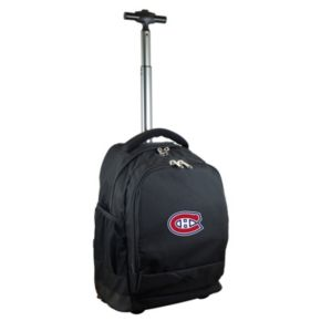 Montreal Canadiens Premium Wheeled Backpack