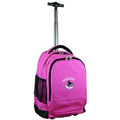 Vancouver Canucks Premium Wheeled Backpack