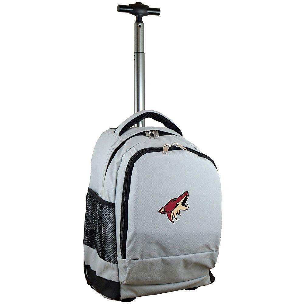 Arizona Coyotes Premium Wheeled Backpack