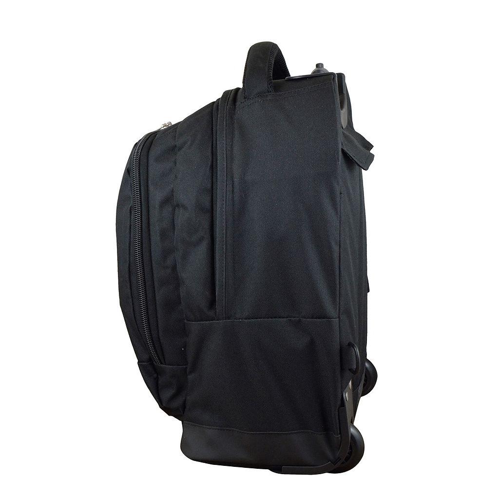 Calgary Flames Premium Wheeled Backpack