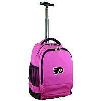 Philadelphia Flyers Premium Wheeled Backpack