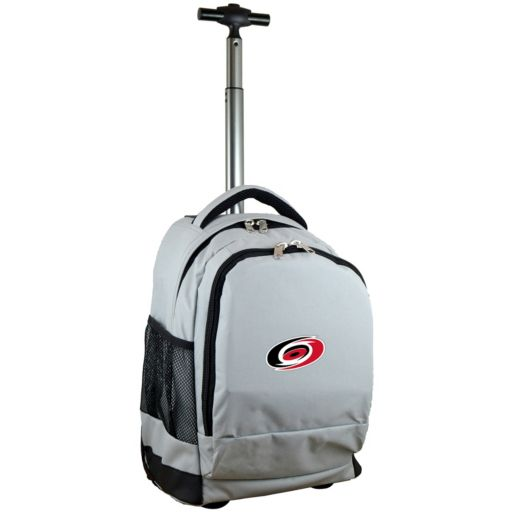 Carolina Hurricanes Premium Wheeled Backpack