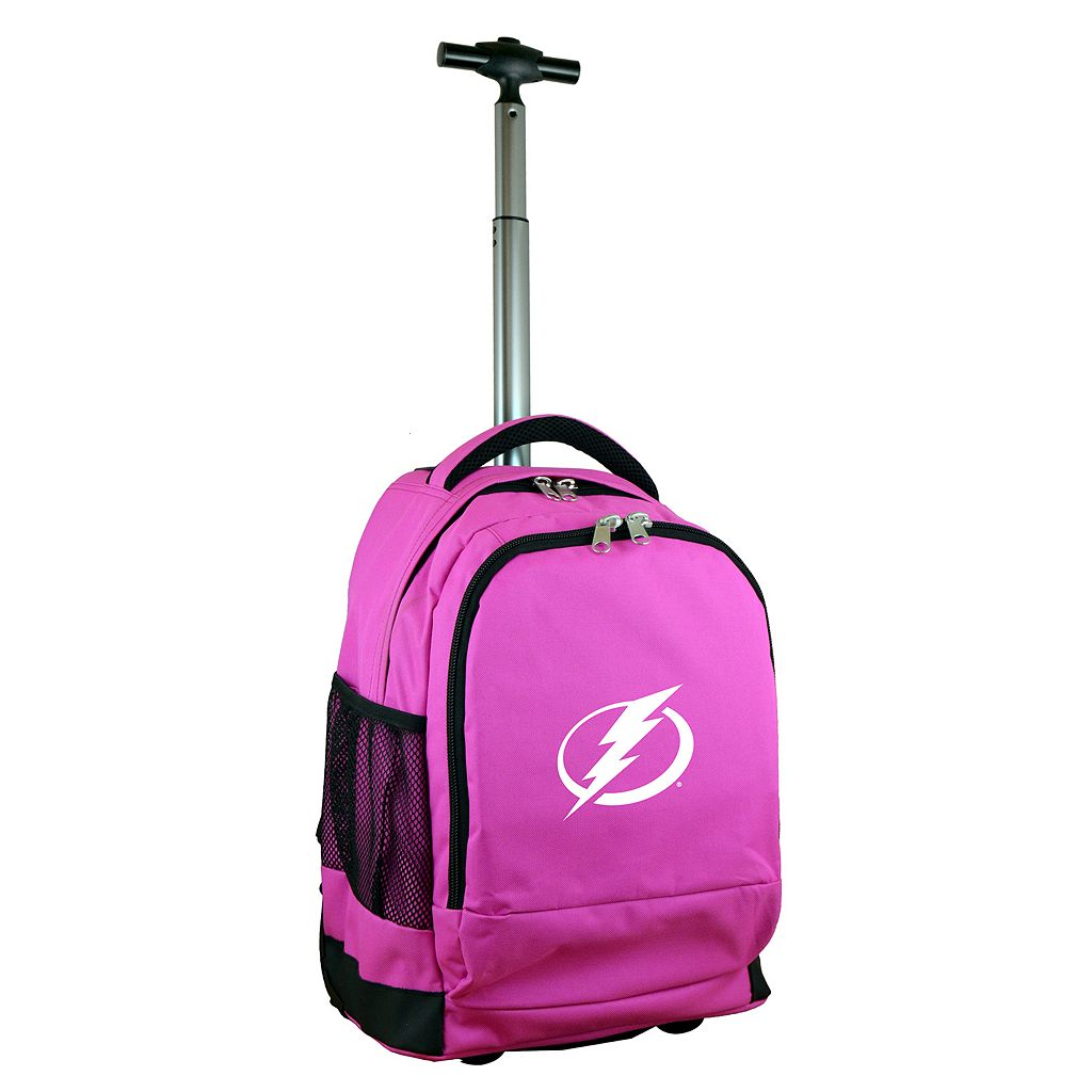 Tampa Bay Lightning Premium Wheeled Backpack
