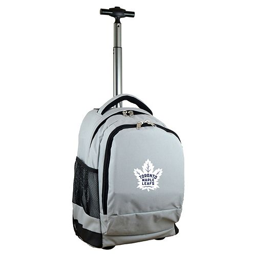 Toronto Maple Leafs Premium Wheeled Backpack