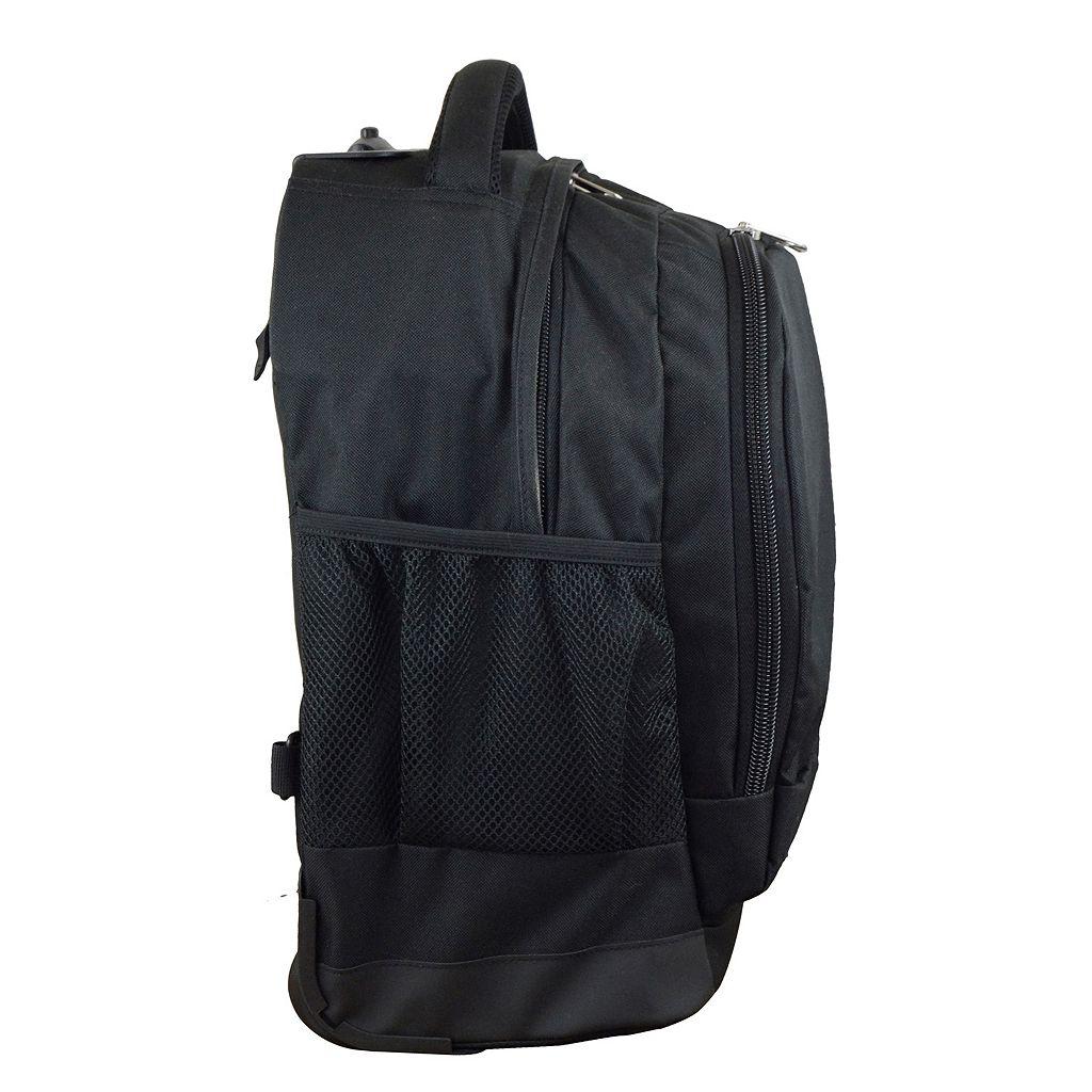 Edmonton Oilers Premium Wheeled Backpack