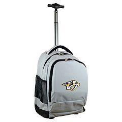 Nashville Predators Premium Wheeled Backpack