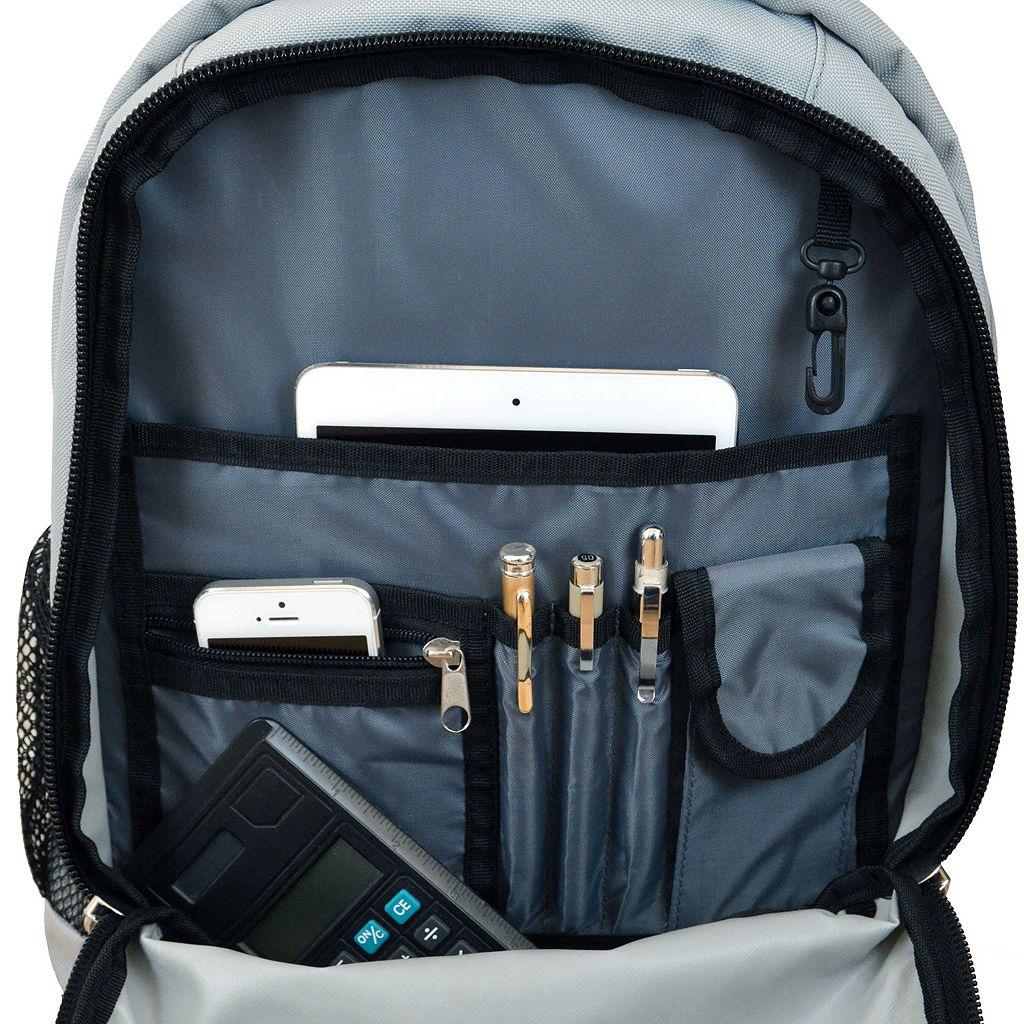 New York Rangers Premium Wheeled Backpack
