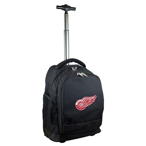 Detroit Red Wings Premium Wheeled Backpack