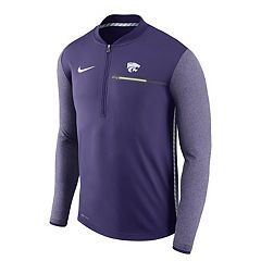 Men's Nike Kansas State Wildcats Coach Pullover