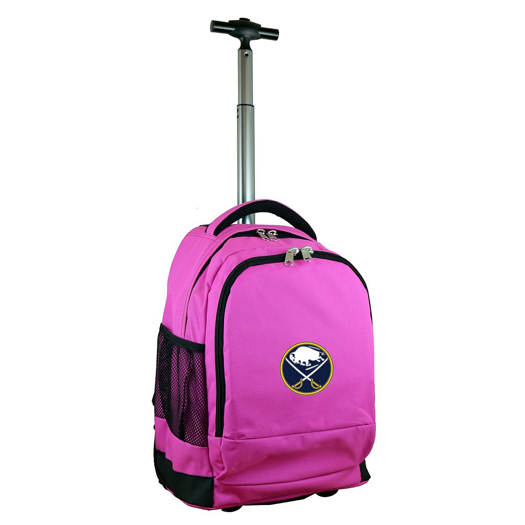 Buffalo Sabres Premium Wheeled Backpack