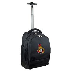Ottawa Senators Premium Wheeled Backpack