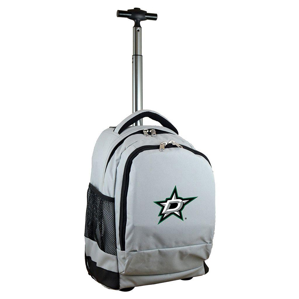 Dallas Stars Premium Wheeled Backpack
