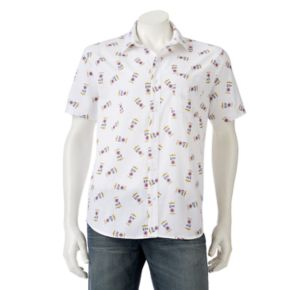Men's Miler Lite Poplin Button-Down Shirt
