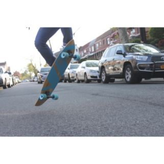 Quest Super Cruiser Remix 36-Inch Longboard