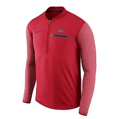Men's Nike Ole Miss Rebels Coach Pullover