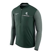 Men's Nike Michigan State Spartans Coach Pullover