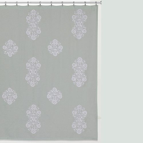 Creative Bath Boho Cotton Shower Curtain