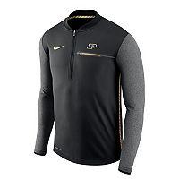 Men's Nike Purdue Boilermakers Coach Pullover