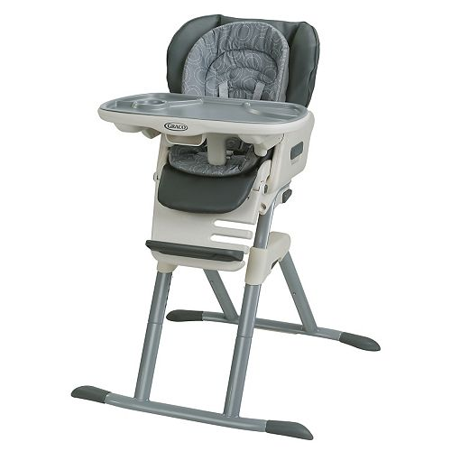 graco swivel seat highchair. Black Bedroom Furniture Sets. Home Design Ideas