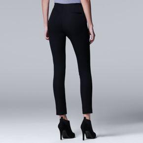Women's Simply Vera Vera Wang Twill Skinny Pants