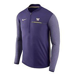Men's Nike Washington Huskies Coach Pullover
