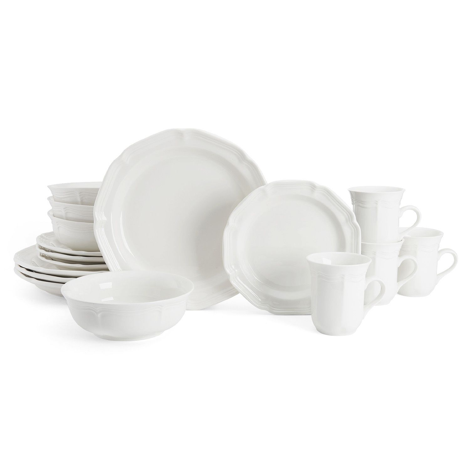 sc 1 st  Kohl\u0027s & Mikasa French Countryside 16-pc. Dinnerware Set