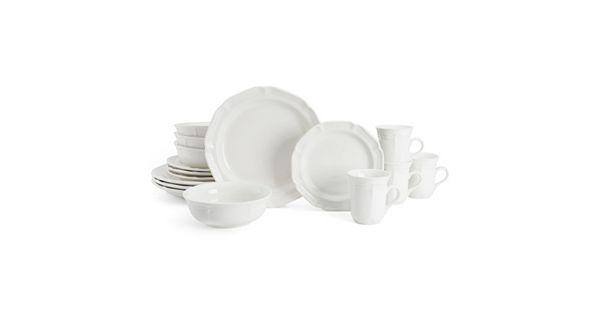 Mikasa French Countryside 16 Pc Dinnerware Set