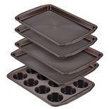 Circulon® Symmetry 5-pc. Nonstick Bakeware Set