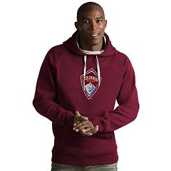 Men's Antigua Colorado Rapids Victory Logo Hoodie
